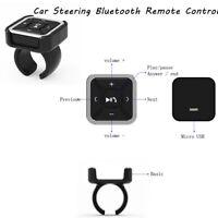 Für Android IOS Smartphone Fernbedienung Auto Lenkrad Bluetooth-Steuerung