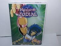 Knights of the Zodiac - Volume 4 (DVD, Region 1, 2004) Excellent Disc