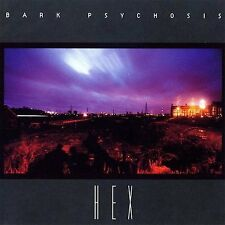 Bark Psychosis Hex CD Europe Fire 2017 7 Track in Card Sleeve With Insert
