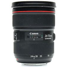 Canon EF 24-70mm f2.8 L II USM Zoom Lens (Boxed)