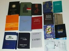 16 Mens Designer Cologne Samples Lot Armani Dolce Lacoste Hermes Azzaro Hugo