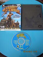 Adventures of Robinson Crusoe  PC ESRB egames PC game