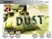 LIFECOLOR SPG04 Combo Pigment & Color Set Dust (15.87 Euro pro 100 ml)