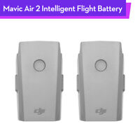 2PCS Original DJI Mavic Air 2 Intelligent Flight Battery RC Drones Accessories