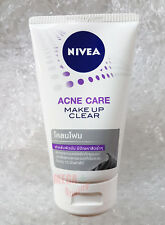 Nivea Acne Care Make Up Clear 3 in 1 Mud Scrub Facial Face Cleanser 100g