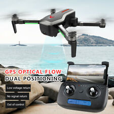 BEAST GPS 5g WiFi FPV 4k Camera Brushless Selfie Foldable RC Drone Quadcopter US
