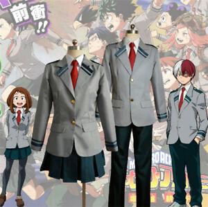Anime Costumes My Hero Academia Cosplay OCHACO URARAKA Uniform Gym Suit