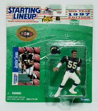 JUNIOR SEAU Chargers NFL Starting Lineup SLU 1997 SUPER BOWL 32 Exclusive Figure