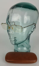 7b4240ce08ba Burberry 1068 1002 54-19-140 Italy Designer Eyeglass Frames Glasses + Case