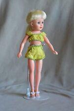 "Fashion Doll 10"" Vtg Pinup Style Swimsuit, LMR Little Miss Revlon Jill size"