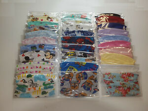 Face Mask Adult & Kids Cotton Reusable Washable From UK