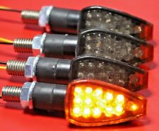 4X LED Motorcycle INDICATOR FOR TRIUMPH AMERICA BONNEVILLE SPEED TRIPLE 955i NEW