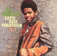 Al Green Let's Stay Together (CD, Sep-1993, TRS) NEW SEALED