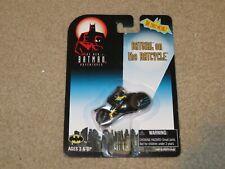 The New Batman Adventures Batgirl On The Batcycle Kenner MOC 1997