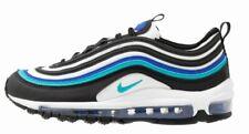 Nike Air Max 97 White Blue Women's Trainers UK 4.5 37.5 - NEW
