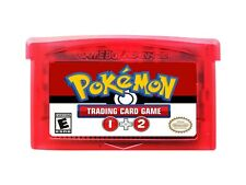 Pokemon Trading Card Game 1 and 2 Combo Multicart - GBA (Gameboy Advance) USA
