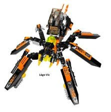 Lego 8112 Exo Force Battle Arachnoid complet + notice de 2008 -CN108