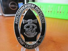 Marine Security Forces Embassy Baghdad Anti Terrorism Battalion Challenge Coin