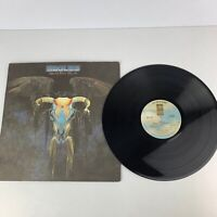The Eagles - One Of These Nights UK 1975 Asylum LP Embossed Cover & Inner Sleeve