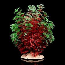 New Red Green Artificial Plastic Water Plants for Fish Tank Aquarium Decoration