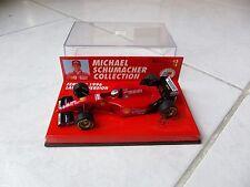 Ferrari 412T2 Launch version 1996 Michael Schumacher #1 Minichamps 1/43 1996 F1