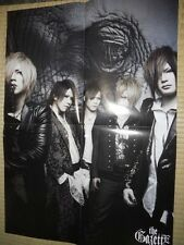 the GazettE PSC Visual-Kei POSTER JapanLimited!