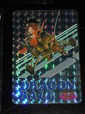 DRAGON BALL Z COVERS COLLECTION CARDDASS CARD PRISM CARTE 5 BIRD STUDIO BRAVO ++