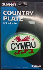 Summit England Country Plate Self Adhesive 80mm x 117mm