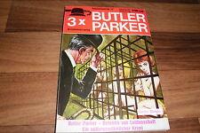 3x  BUTLER PARKER KRIMIs von Günter Dönges --  #  88 + 89 + 90