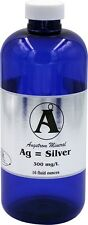 Silver 16oz. - Angstrom Minerals