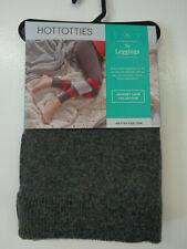 hottotties  leggings charcoal mix size: m