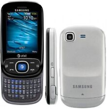 Samsung Strive SGH-A687 - Silver (AT&T) - Slider QWERTY Phone - Fully Working