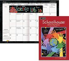 SCHOOLHOUSE - 2021 MONTHLY PLANNER CALENDAR - BRAND NEW - LANG ART 12102