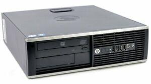PC HP ELITE 6300 SFF INTEL CORE I5 3470 RAM 8 GB HD 500 GB WIN 10 PRO