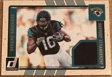 2016 Donruss Threads Denard Robinson #15 Jacksonville Jaguars