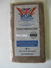 BCUK-Frozen Fish Food-1kg Bulk pack--MYSIS
