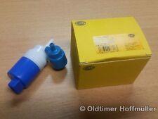 Wascherpumpe Pumpe Scheibenwaschanlage Wischerpumpe Opel Ford Hella 8TW005206051