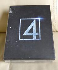 Fantastic 4 Filmarena Blu-ray Steelbook Boxset, New/Sealed,  006/500