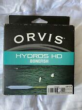 New ListingOrvis Hydros Hd Bonefish Salt Water 7Wt Fly Line Wf7F Floating