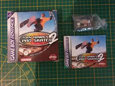 GAME BOY GAMEBOY ADVANCE GBA BOXED BOITE TONY HAWK'S PRO SKATER 2 AGB-ATHP-UKV