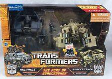 Transformers HFTD The Furry Of Bonecrusher Set Ironhide Walmart Exclusive MISB