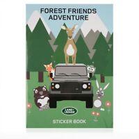 Land Rover Genuine Forest Friends Defender Adventure Sticker Book 51LDTT617NAA