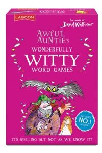 David Walliams - Awful Auntie's Wonderfully Witty Word Games