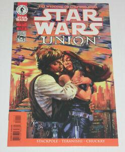 Star Wars Union #1 Wedding Of Luke And Mara Set 1999 Dark Horse Comics NM / NM+