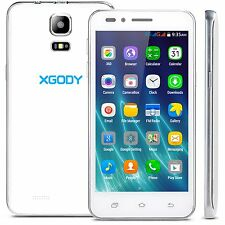 """XGODY 4.5"""" Unlocked Smartphone Quad Core GSM 3G Android Top Mobile Cell Phone"""