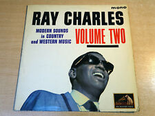 Ray Charles/Modern Sounds In Country & Western Music Volume 2/1963 HMV Mono LP