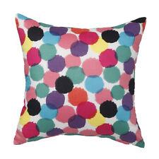 LIBBY MULTI Funky Spots Square Filled Cushion 41cm x 41cm Ultima Logan & Mason