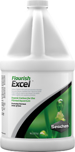 Seachem Flourish EXCEL 2L Freshwater Aquarium Plants - Fertilizer CO2 Carbon