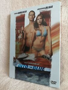 Into the Blue SteelBook [DVD: 2, Limited Edition] (Paul Walker, Jessica Alba)
