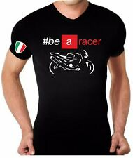 T-shirt for bike Aprilia be a racer TUONO RSV 1000 Tshirt motorcycle moto racing